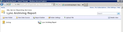 Archiving_SQL Server Reporting Services