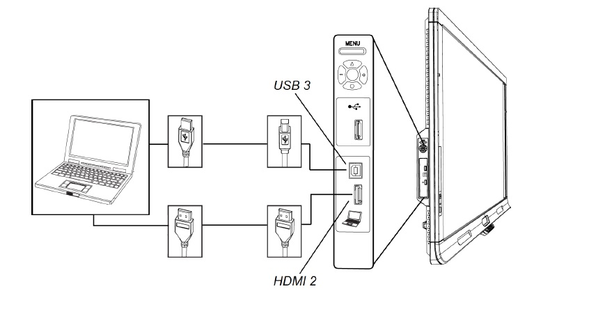 lync room system  alternative   u2013 smart 8055i