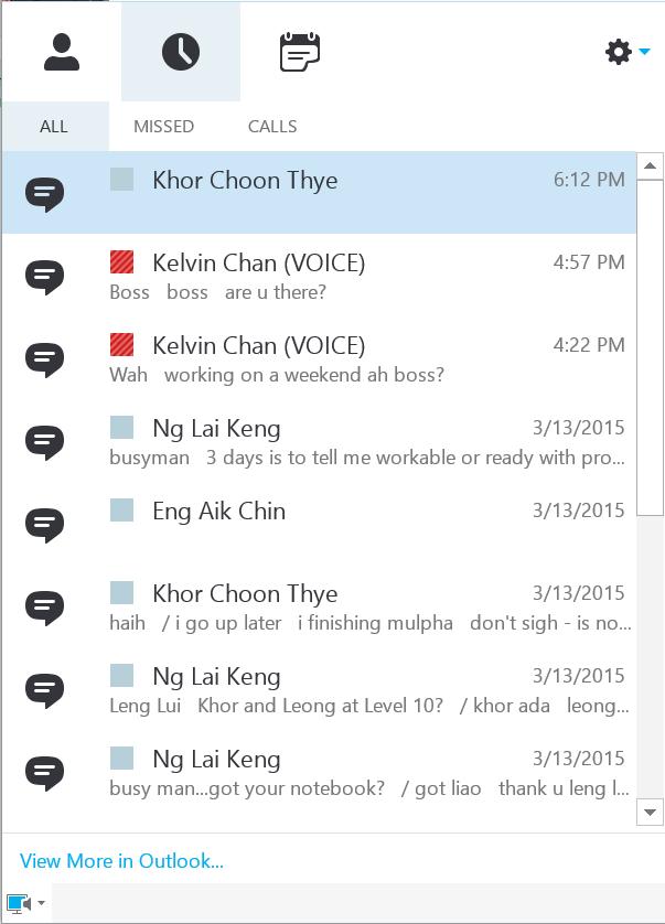 how to delete skype conversation history