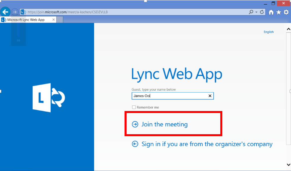 Lync Web App | Just Another UC Blog